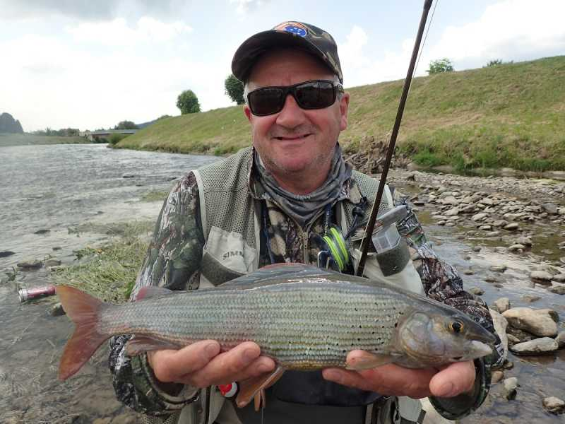 World Fly Fishing Championships Bosnia, 2015, Report Four