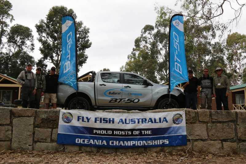 Oceania Fly Fishing Championships 2015 Report