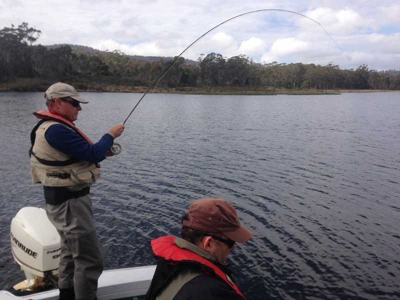 Tasmania - Trout Season Round Up 2015/16