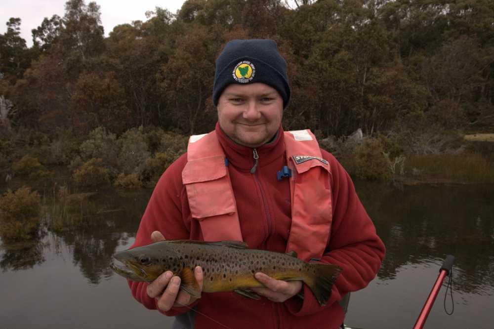 Arthurs Lake Rainbow Lodge Tasmania