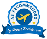 Airport Rentals Recommendation Badge