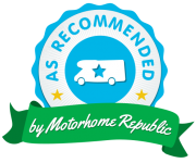 Motorhome Republic Recommendation Badge
