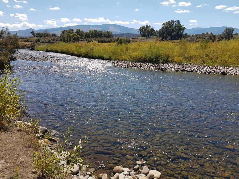 World fly fishing championships report 2016 rainbow for Eagle river fishing report